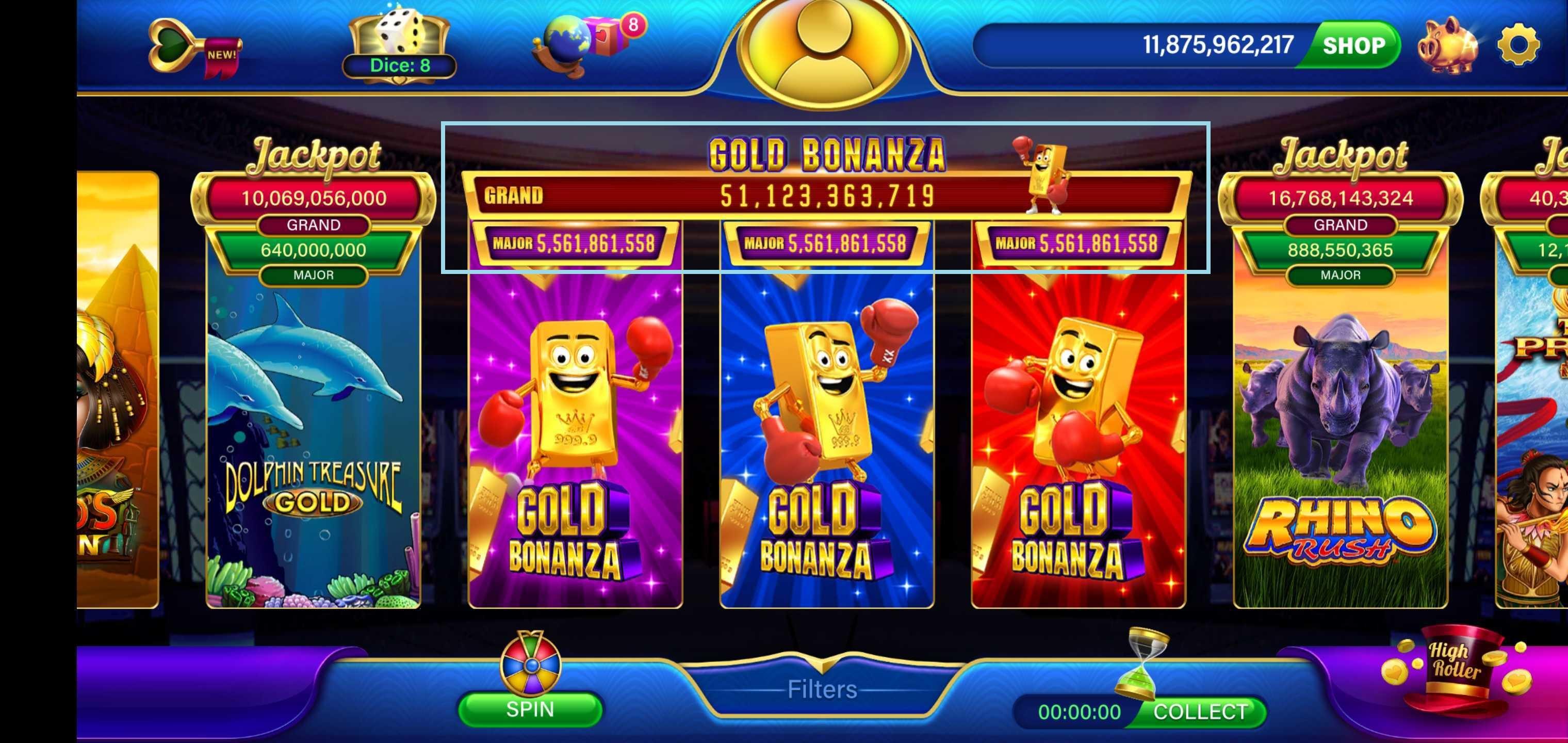 Best slots online